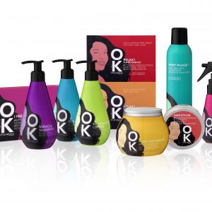 OLIVE & KERATIN HAIR PRODUCTS